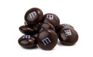 bruine M&M's