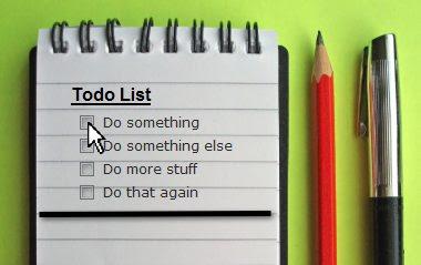 gemakkelijkste truc om meester te worden van todolijsten