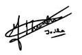 jodha handtekening
