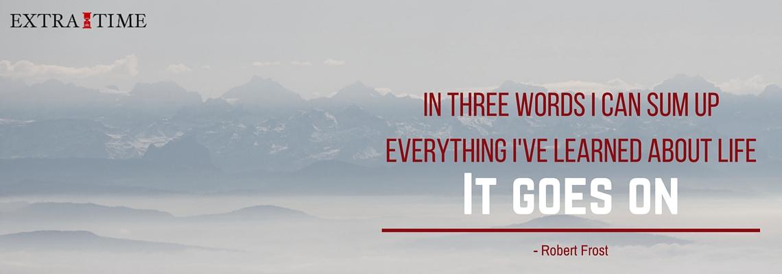 De vijf plus een lessen uit 2015