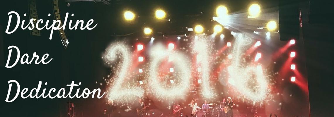 Drie woorden voor 2016