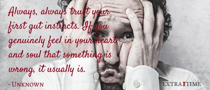 De Gift of Fear