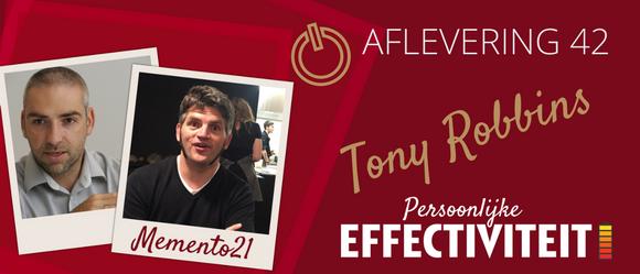 042 – Tony Robbins