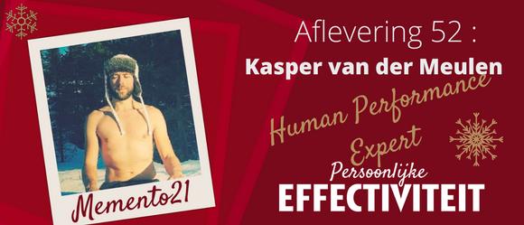 052 – Kasper van de Meulen