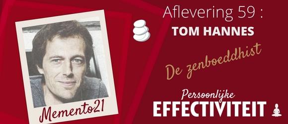 059 – Tom Hannes Zen boeddhist in Vlaanderen