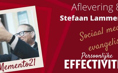 Afl 084 – interview Stefaan Lammertyn sociaal media evangelist