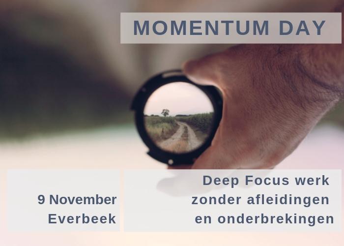 Momentum day