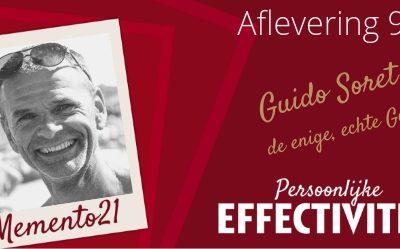Afl. 099 De enige echte Guido  – interview met Guido Soret