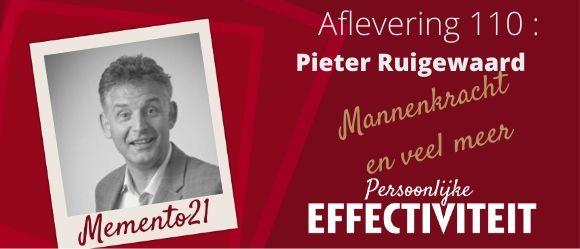 Afl 110 Mannenkracht Interview Pieter Ruigewaard